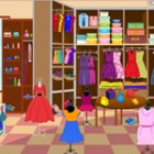 Here is a good chance to make your Wardrobe Room Decor by playing free room dec
