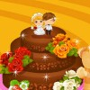 Prepare a wedding cake full of chocolate. There are a lot of steps and you'll learn many aspects of cooking.