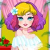 Our cute Tammy is celebrating her wedding Cermony and she is going to beautiful hair salon to get a nice hairstyle. Follow the instructions given in the game and Help our cute Tammy to get a stylish hairstyle for her wedding ceremony.