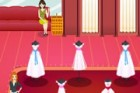 You are a wedding Shoppe manager; your duty is to help the customers to select