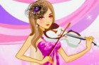 Tara is a talented violinist. Sometimes she plays at weddings to share the exci