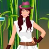 Get ready to go on a wild safari in this dress up game for girls! Choose from m