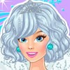 Our girl is a fairy of winter. She lives in her winter land and creates snowfla