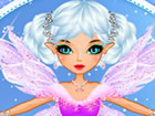 Dress up Winter fairy with lovely clothes.