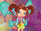 Pick your favorite Winx Club Girl and dress her...