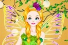 Meet the beautiful woodland fairy in her own place! She will take you to the de