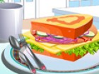 Let's prepare a lunch for picnic by making your own custom yummy sandwich. You