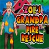 Oh no ! Zoe' s home is on fire, And her grandpa...